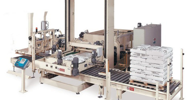 CONCETTI Group: Low Level Palletiser PS-AB/15S