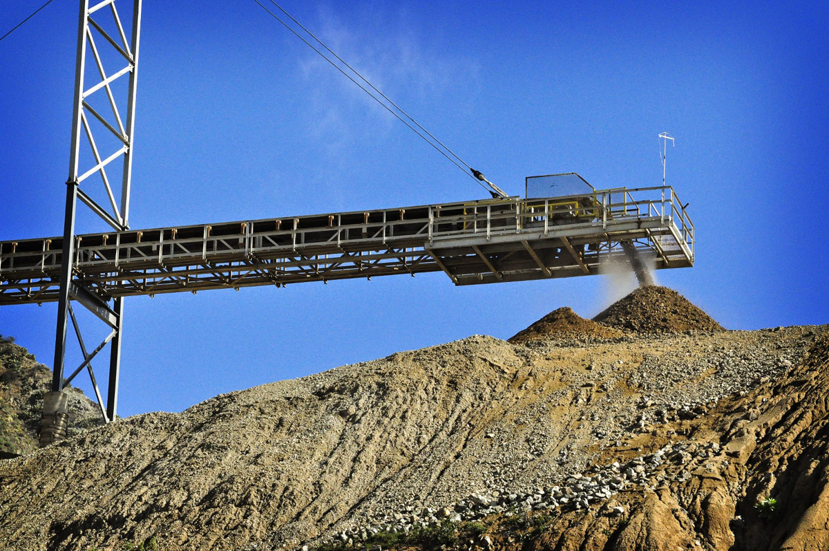 Dust suppression rings can be engineered for unique applications and equipment.
