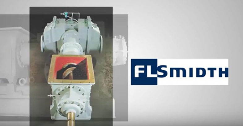 FLSmidth Pneumatic Conveying for Minerals Industries