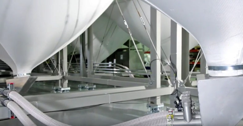A.B.S. Flexible silo systems for industry