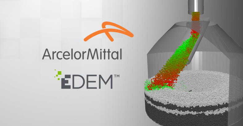 EDEM Software is Chosen by ArcelorMittal to Optimize Iron & Steel Making Process