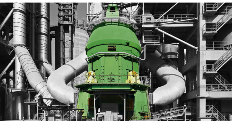 LOESCHE Grinding Plant LM 24 2 for Phosphate Rock Successfully