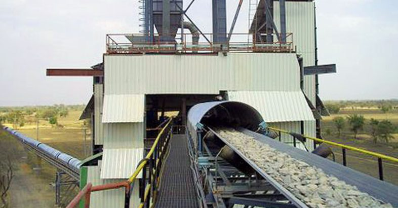 Macmet India: 21 km Long Overland Belt Conveyor for Heidelberg Cement´s Damoh Unit in Madhya Pradesh