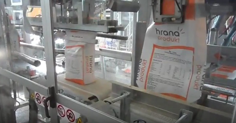 Premier Tech Chronos: Open-Mouth Bagging System for Free-Flowing Bulk Materials (OML 1080)