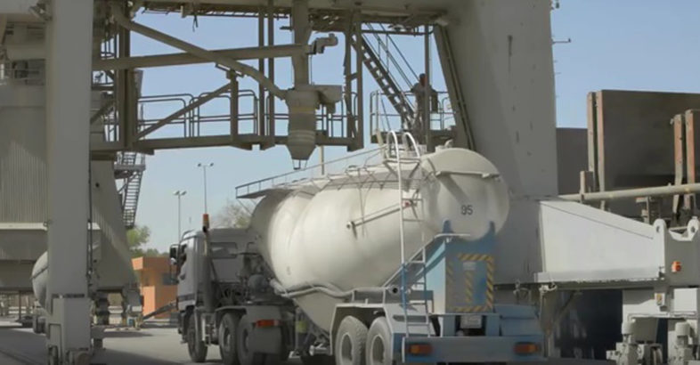 Siwertell Ship Unloaders – Cement