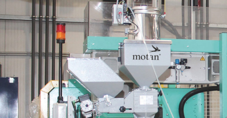 motan-colortronic: Energy-efficient technology improves productivity