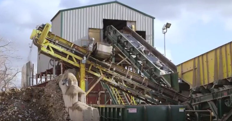 General Kinematics Success Story – Illinois C&D Recycling