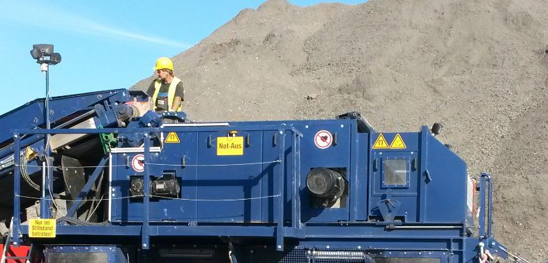 Goudsmit Magnetics Group: Recovery of metals from waste