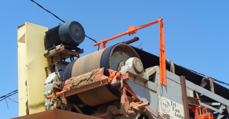 Martin Engineering: Automated Tensioner for Conveyor Belt Cleaners Reduces Wear and Maintenance