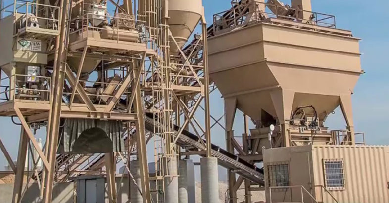 Solimar Pneumatics: Cement Handling in Texas