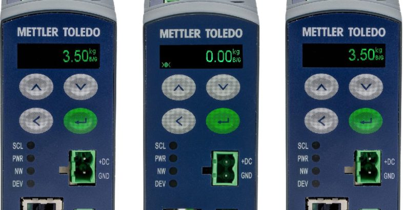 METTLER TOLEDO: Weight Transmitter Videos Illustrate Speedy Integration into PLC