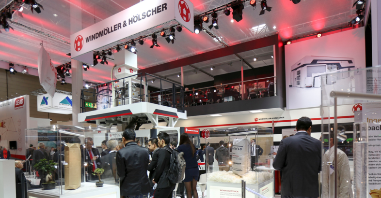 Windmoeller & Hoelscher at Interpack 2017