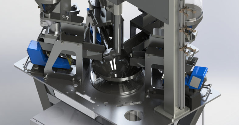 Advanced Blending Solutions (ABS) Introduces Automated Blender Cleaning