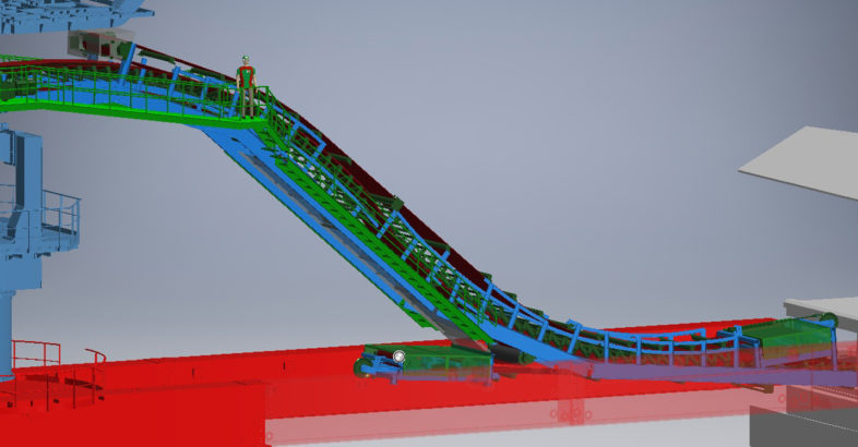 Dos Santos International to Supply High Angle Conveyor for Yara