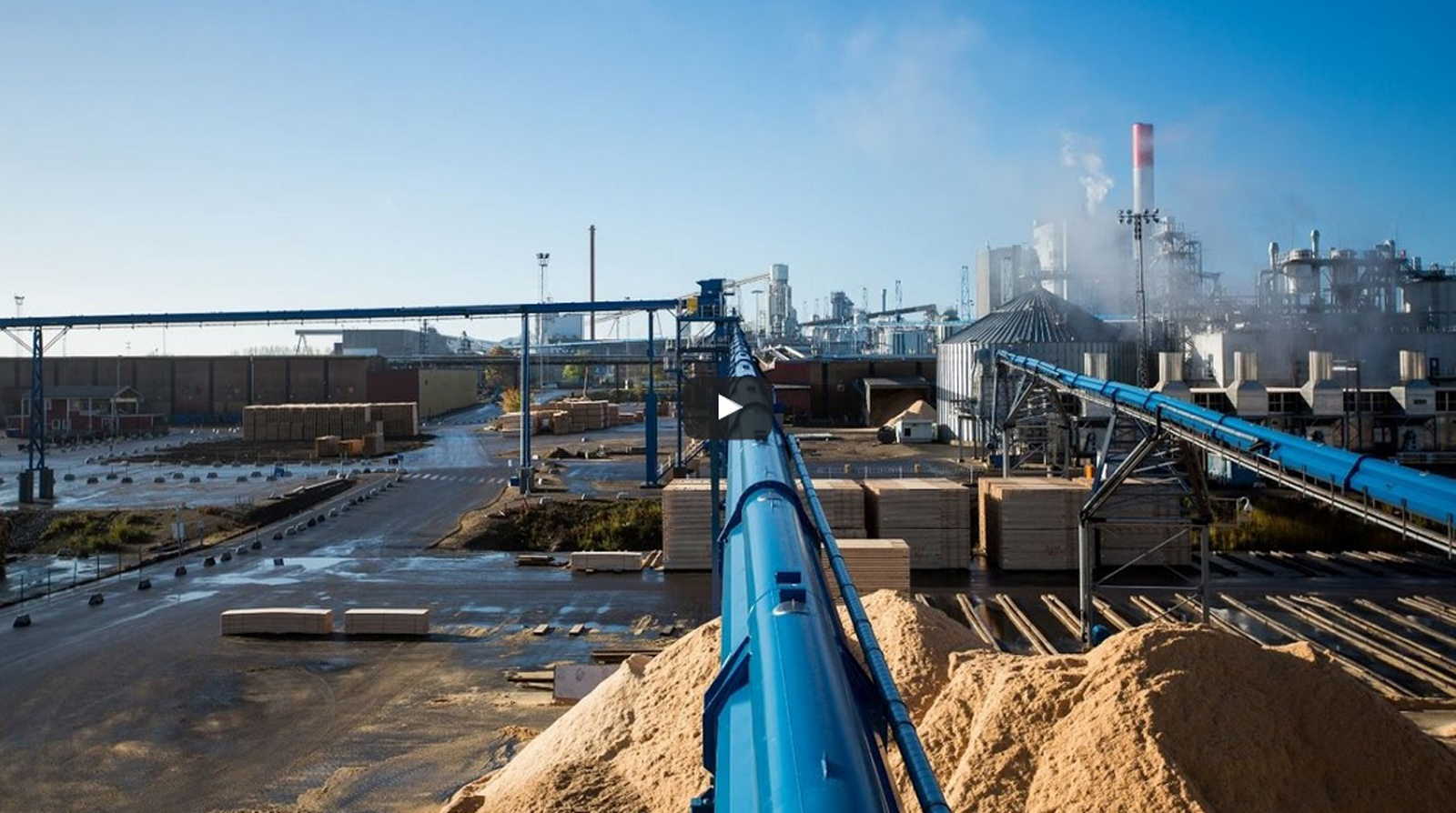 Vecoplan: Conveying Technology for Dust-Free Transportation of Bulk Solids