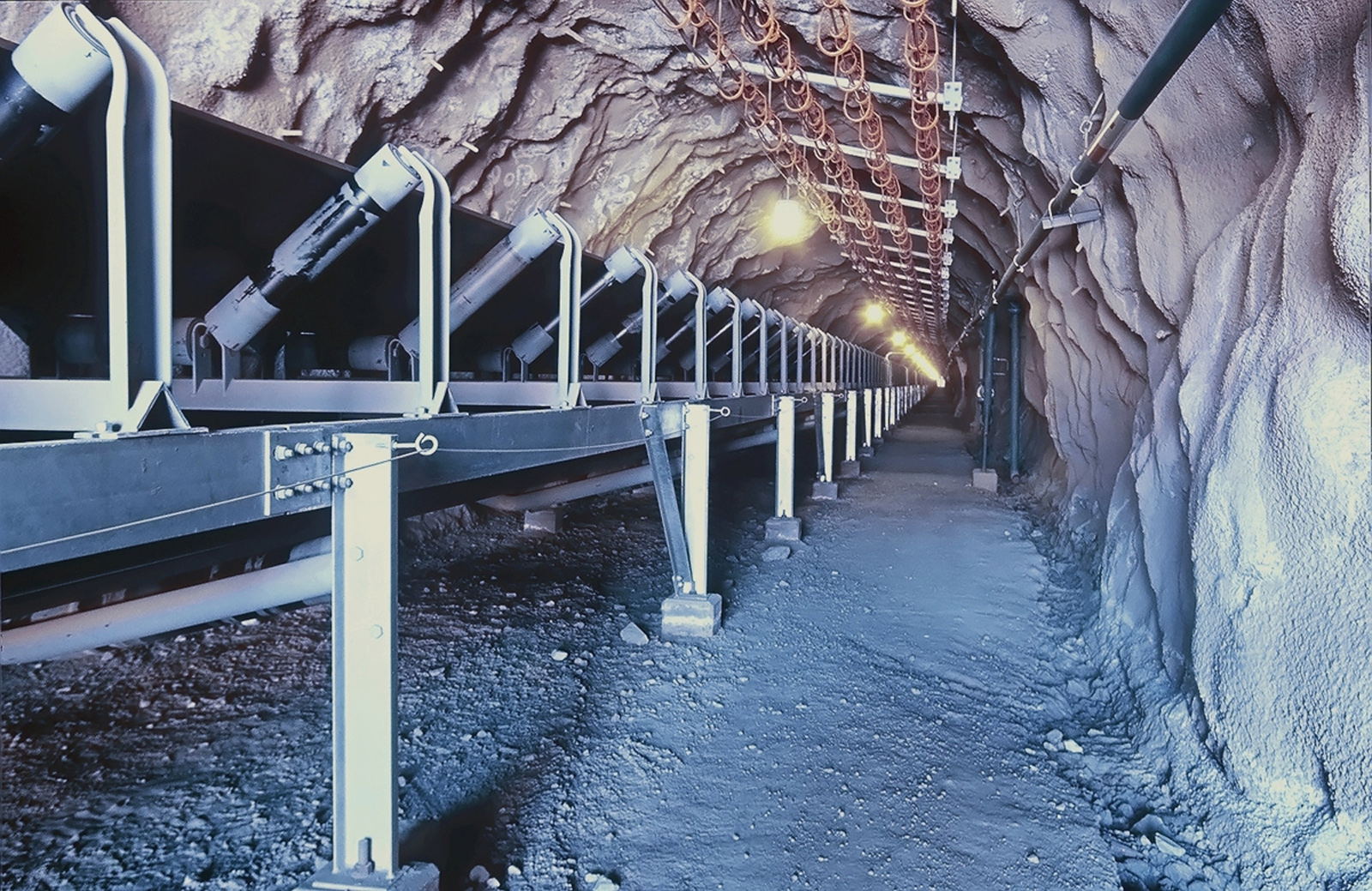 thyssenkrupp to deliver conveyor system for new underground copper mine in Mongolia