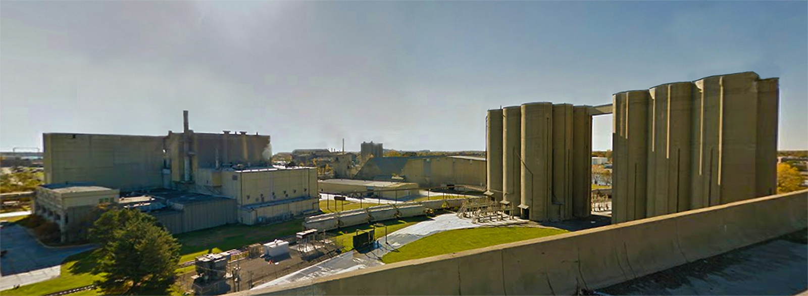 Martin Engineering: Innovative Belt Cleaning Technology  Eliminates Carryback at Cement Plant