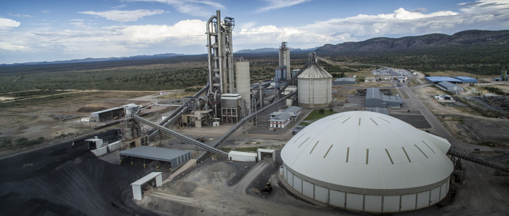BEUMER Group: Third Packaging Line for Ohorongo Cement, Namibia