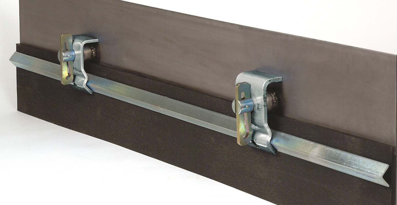 Flexco skirting systems effectively stop material spillage at the transfer point