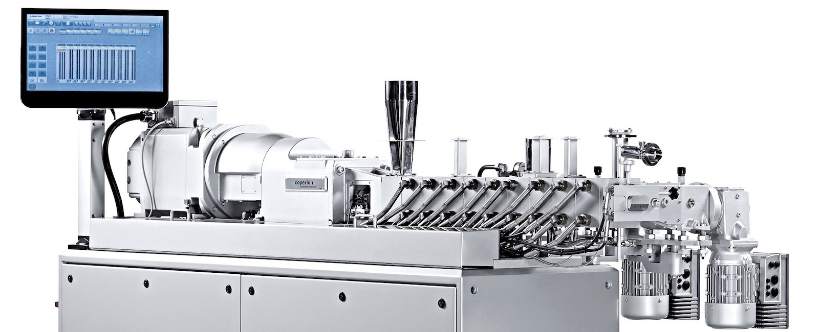 Coperion: Delta Kunststoffe AG expands its production by two ZSK Twin Screw Extruders