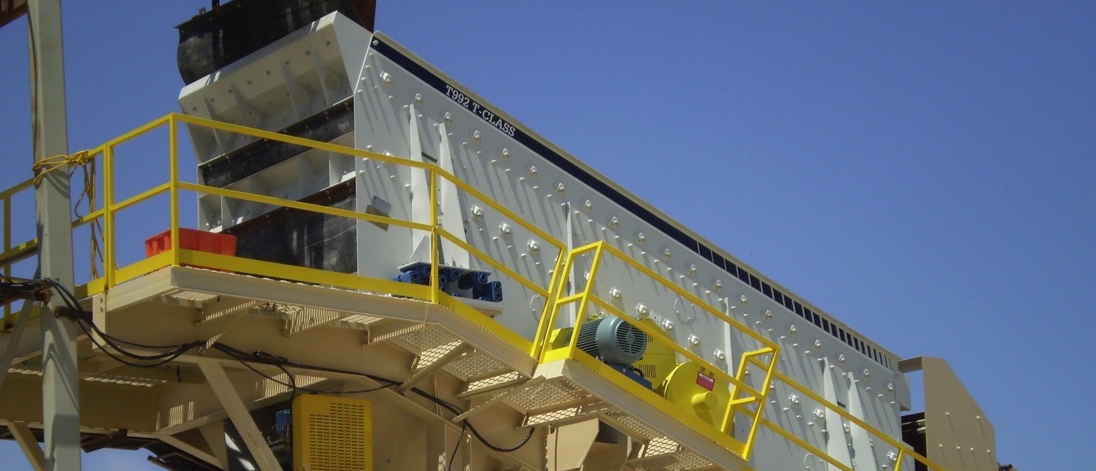 Haver & Boecker: T-Class Vibrating Screen Customizations for wide Range of Applications