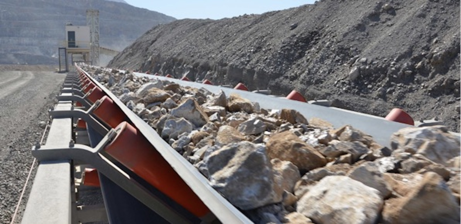 Quarry Mining LLC: Conveyor Systems with Power Generation
