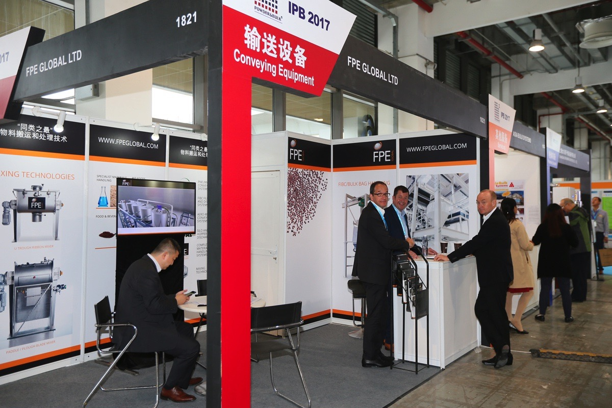 Stand No. 1821: FPE Global Ltd