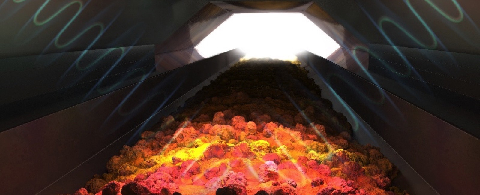 NextOre: Sorting Ore from Waste on a Conveyor using Magnetic Resonance Technology