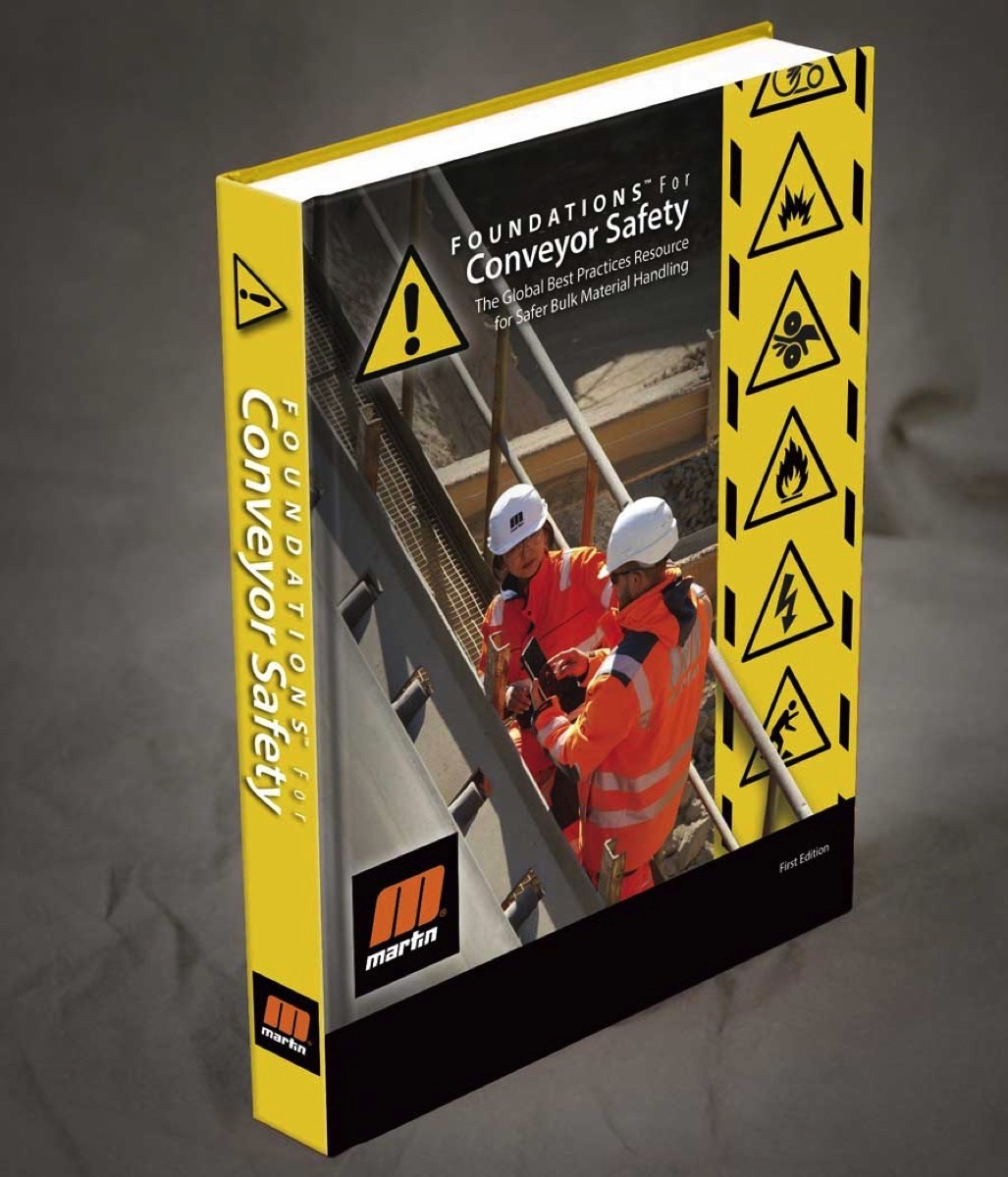 Foundations for Conveyor Safety is dedicated to production done safely.