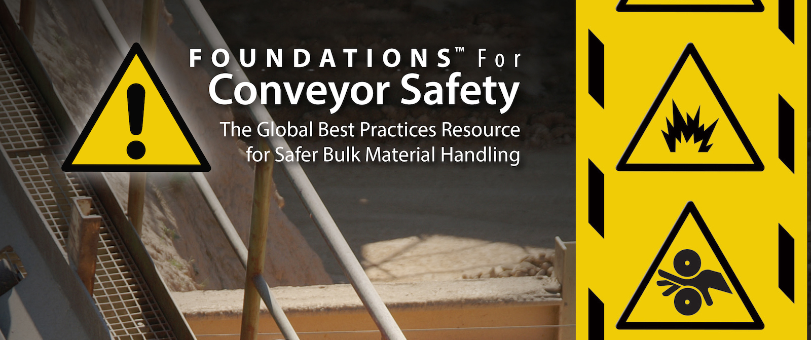 Martin Engineering: Industry-First Reference Book presents Global Best Practices for Conveyor Safety