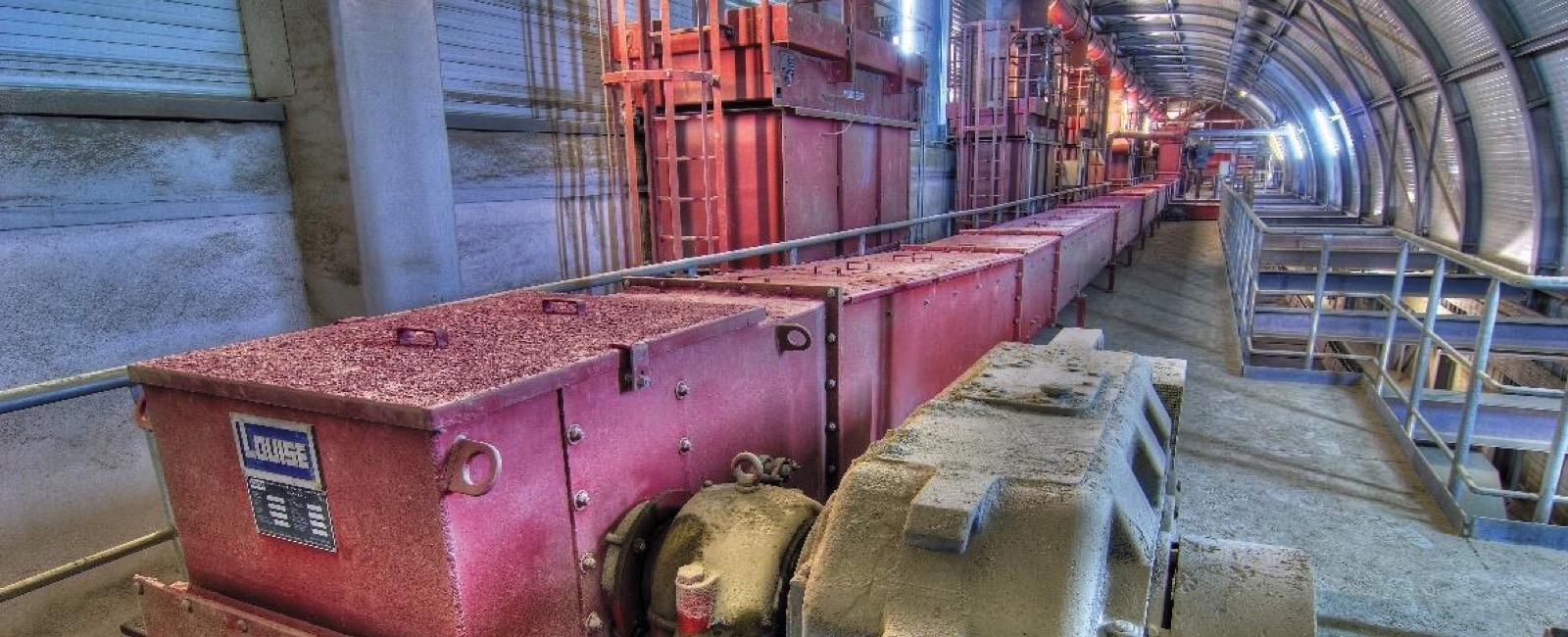 Aumund: 250 t of Conveying Equipment for new Cement Plant in Uzbekistan