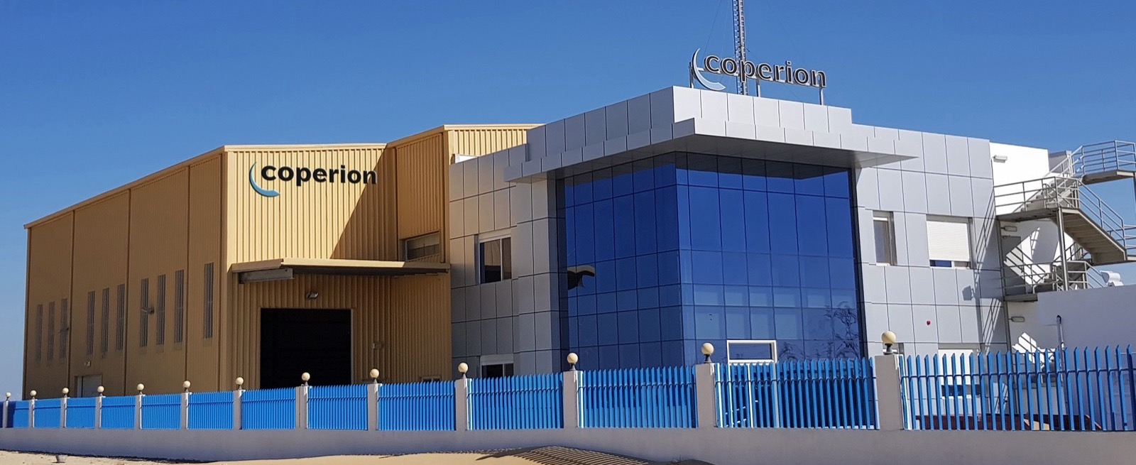 Coperion Middle East celebrates opening of new Service Center