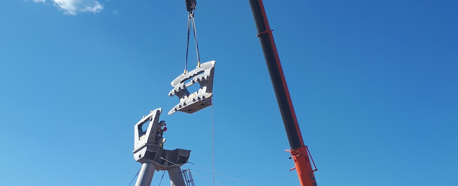 Doppelmayr: Assembly of RopeCon Conveyor started at Booysendal Platinum Mine
