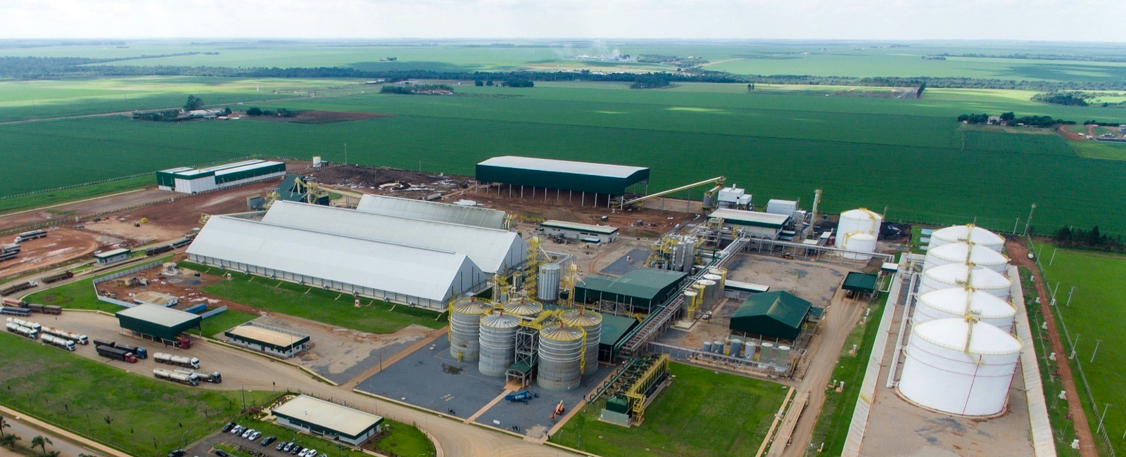 Summit Agricultural Group announced Project to double Capacity at Corn-to-Ethanol Facility in Brazil