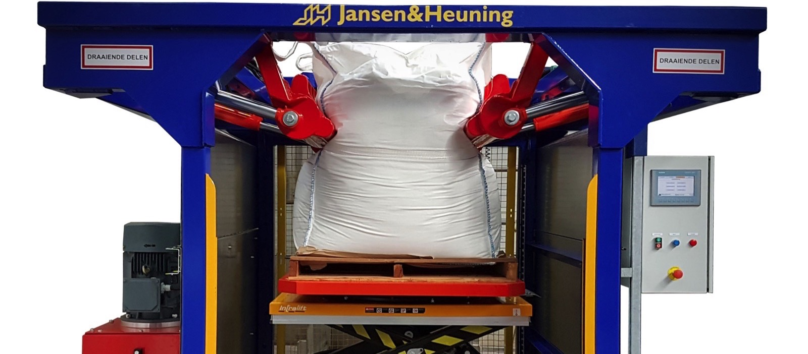 Jansen&Heuning: New Bigbag Crusher performs well