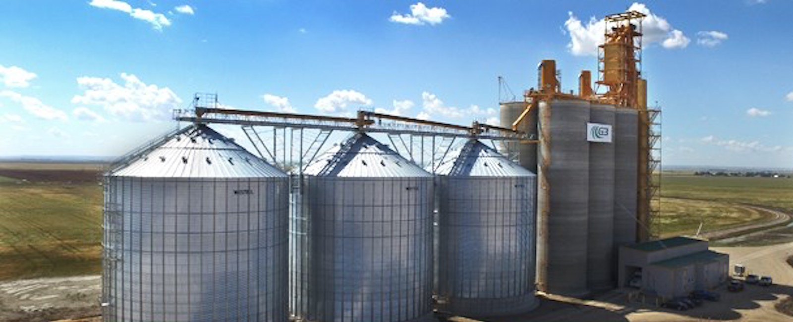 G3 Canada to build two new Grain Elevators with 42,000 t Storage Capacity, each