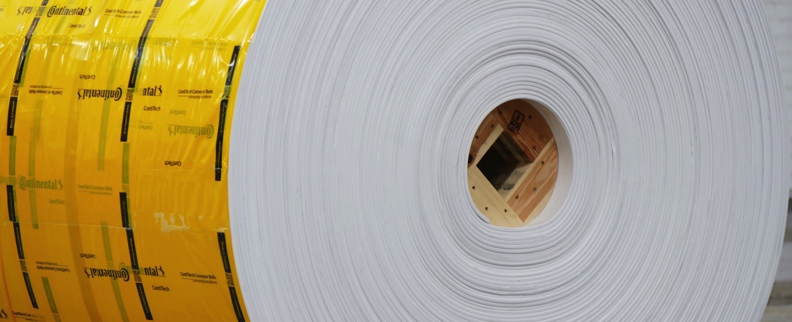 ContiTech supplies White Conveyor Belts for one of Europe's largest Sugar Terminals