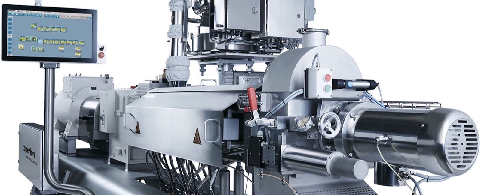 Coperion presents Continuous Extrusion of Battery Materials at Battery Show Europe
