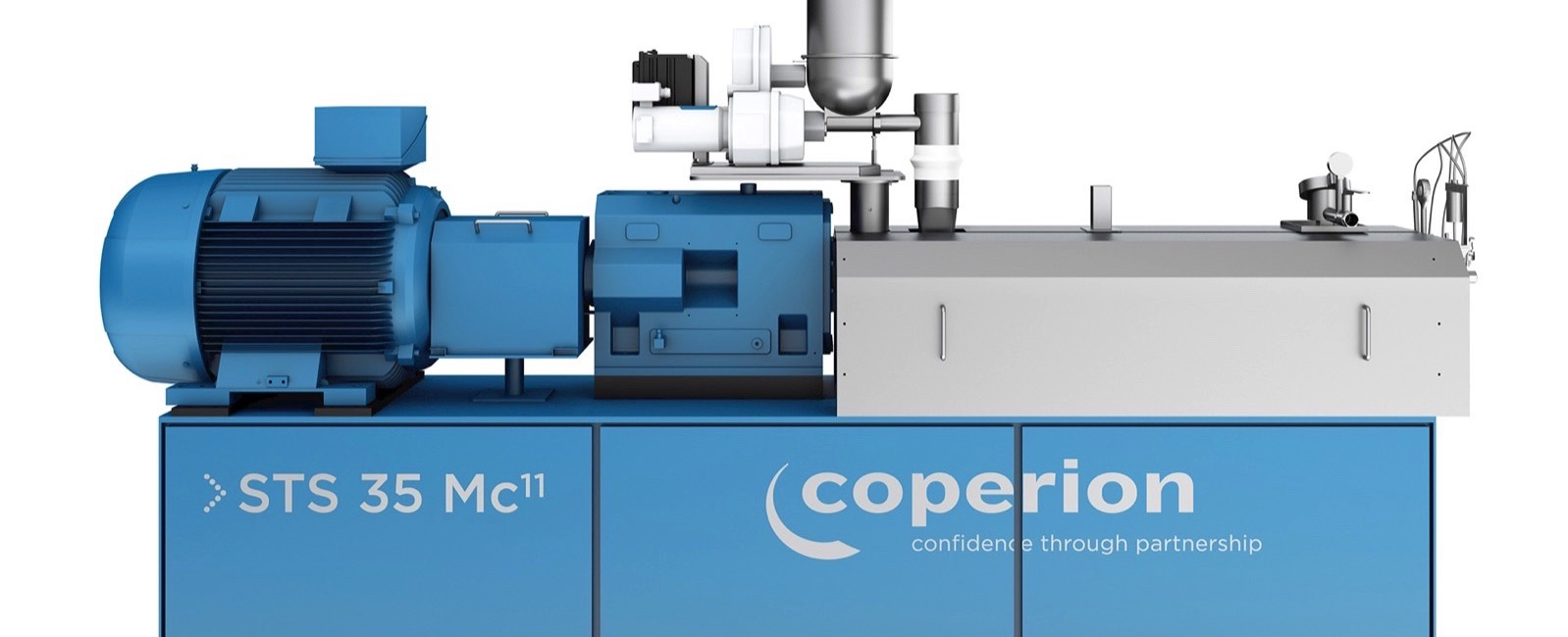 Coperion and Coperion K-Tron at Chinaplas 2018: Total Technology Solutions for Plastics Processing