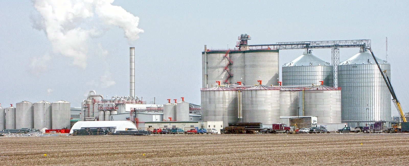 ICM and The Andersons form JV to build Bio-Refinery located in Colwich, Kansas, USA