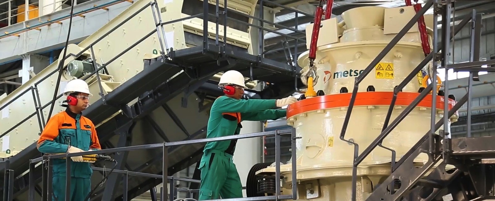 Metso adds Production Capacity in India to meet the Demand for Aggregates Equipment