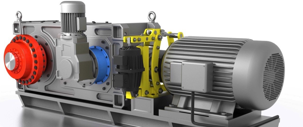 RINGSPANN: Industrial Brakes – control, hold and stop with a Number of Options
