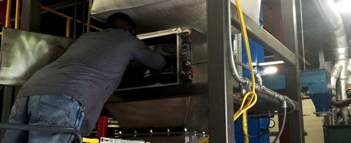 Sterling Systems & Controls: Reducing Dust in Bulk Bag Unloader