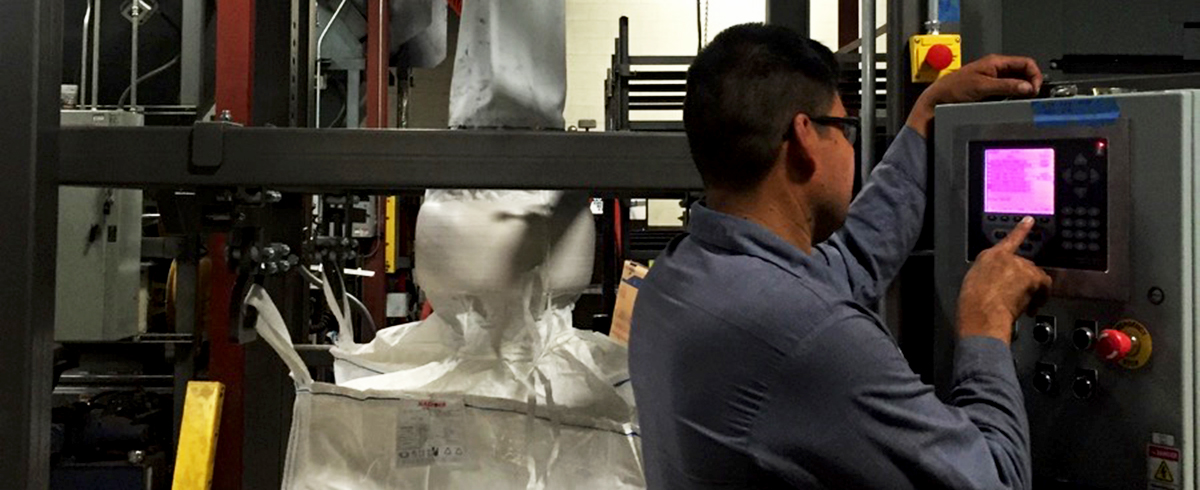 Sterling Systems & Controls: Automating Bulk Bag Filling