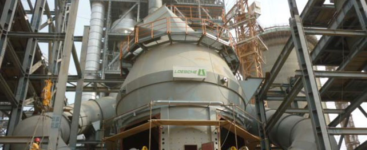 Loesche: The Flying Cement Company places Order for another Vertical Roller Mill