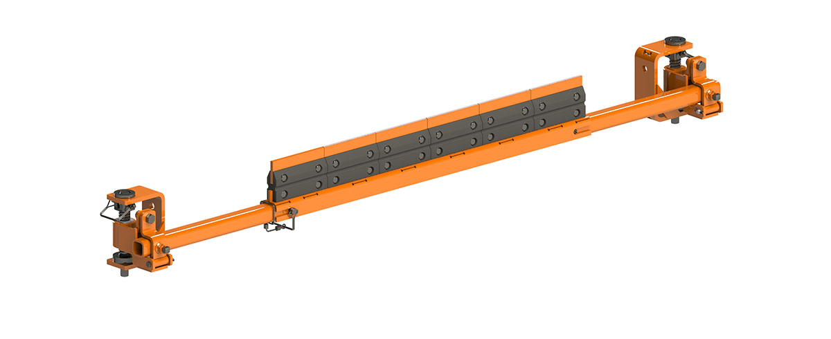 Martin Engineering: Conveyor Belt Cleaner for tight Spaces