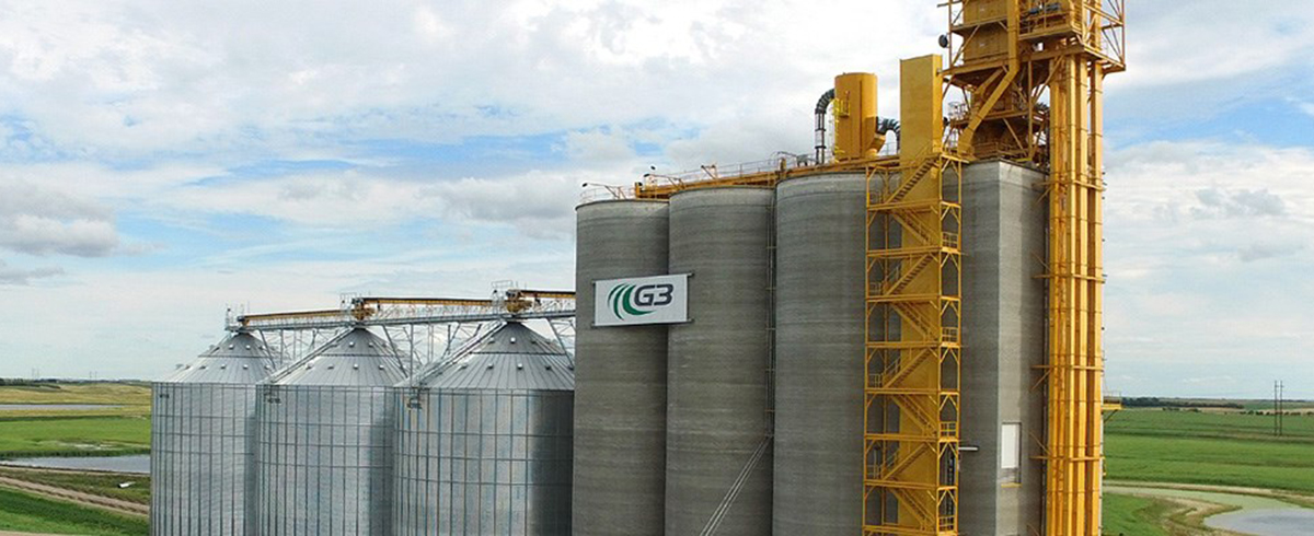 G3 announces new Grain Elevator near Morinville (AB), Canada