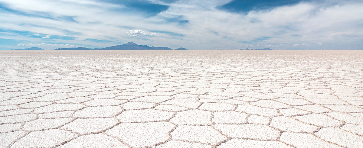 Bolovia/ACI Systems in JV to extract and process Lithium from Salar de Uyuni Salt Lake