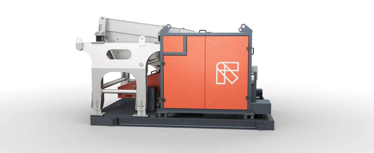 TOMRA Autosort Color separates Glass from Municipal Solid Waste at high Throughput