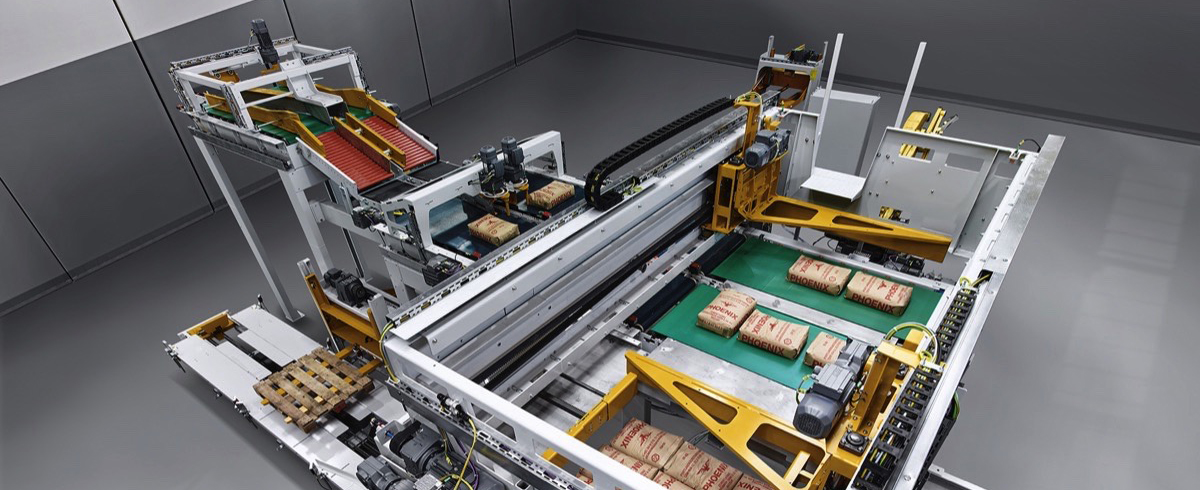 BEUMER Group: Palletising Solutions with attractive Design and reliable Operation